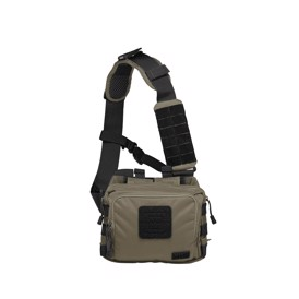 5.11 Tactical 2-banger bag oliv trail