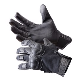 HardTime gloves fra 5.11 Tactical i sort