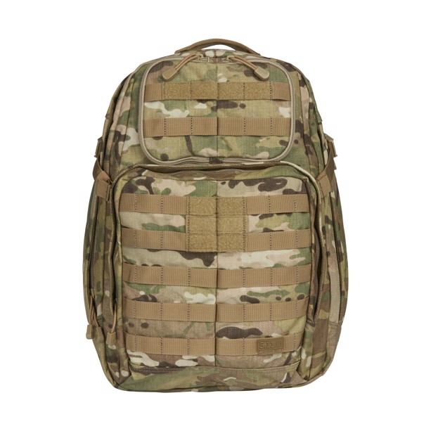 5.11 Tactical Rush24 rygsæk i multicam
