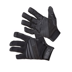 Tac K9 gloves fra 5.11 Tactical i sort