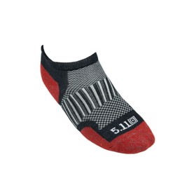 Tactical 5.11 ABR Training sock lava