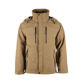 5.11 Tactical Bristol Parka jacket i coyote softshell