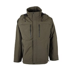5.11 Tactical Bristol Parka jacket i tundra softshell