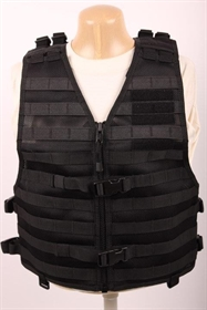 5.11 Tactical LBE vest, sort