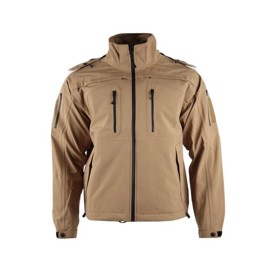 5.11 Tactical Sabre 2.0 jacket i coyote softshell