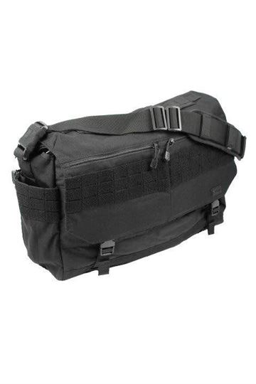 Tactical skuldertaske 5.11 Xray i sort
