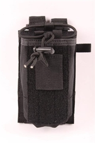 5.11 radio Pouch, sort
