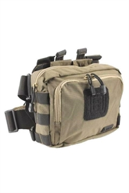 tactical 5.11 2-banger bag oliv trail