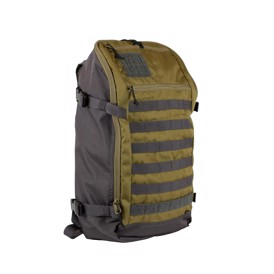 5.11 Tactical Rapid Quad Zip rygsæk, 28 liter, claymore
