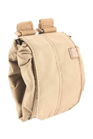 Large 5.11 drop pouch sandstone