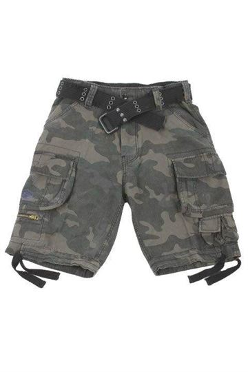 Savage brandit shorts i darkcamo