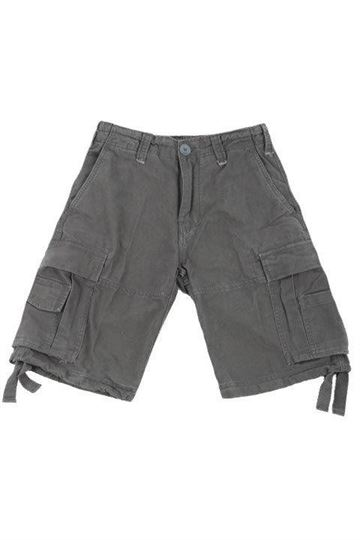 Vintage Classic brandit shorts i anthracite
