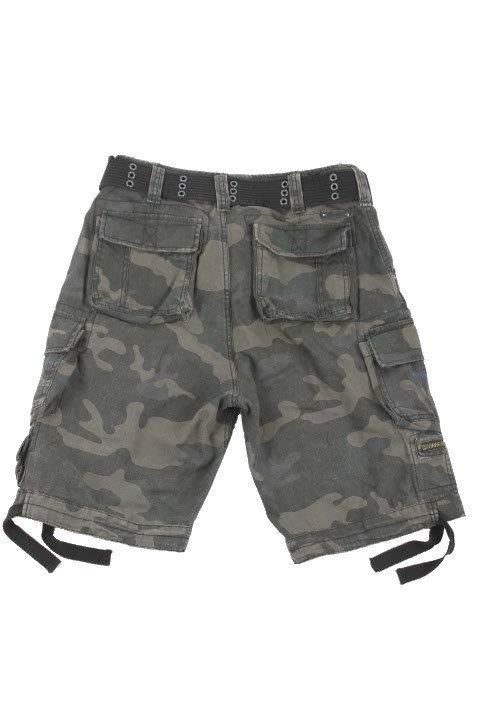 Brandit Cargo shorts Savage i darkcamo