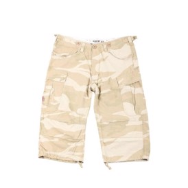 Engineer 3/4 des. storm vintage shorts
