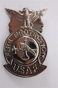 Emblem, Fire Protection, USAF