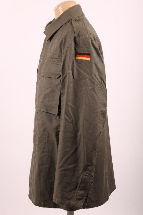 b1787d5aa0e Tysk molskins jakke olivengrøn