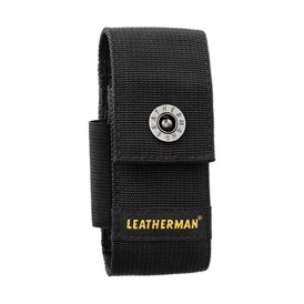 Leatherman nylon etui med lommer i sort