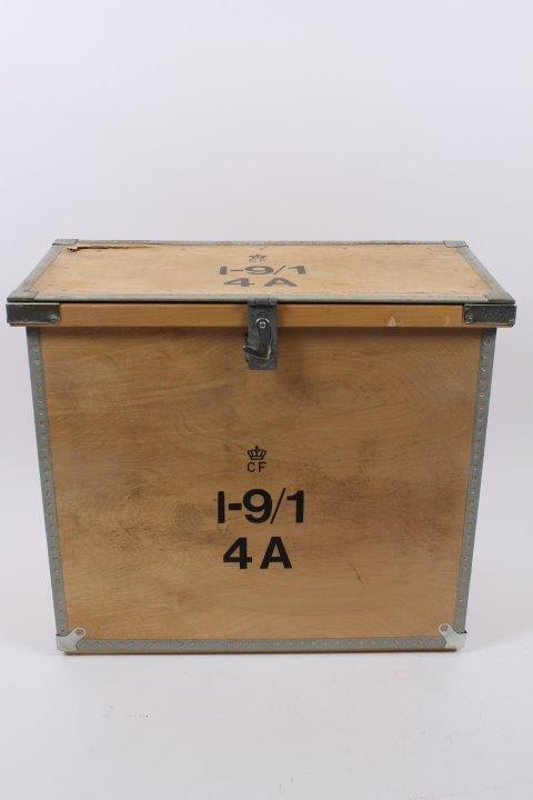 Fantastisk Kasser | Køb alt i store og små militær kasser hos 417.dk NL46