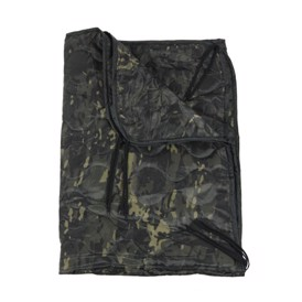 Poncho liner night camouflage 210 x 150 cm
