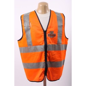 trafikvest UK Royal Mail orange
