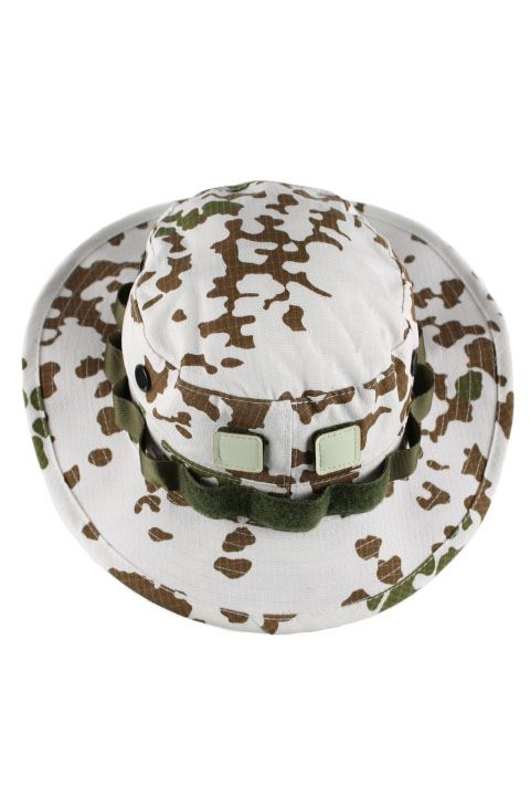 Boonie tacgear i snow camouflage