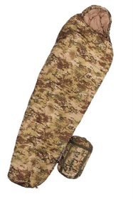 Snugpak Sleeper Extreme sovepose, multicam