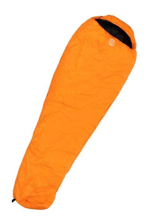 Mumie snugpak sovepose i orange