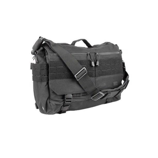 5.11 Tactical skuldertaske 12,3 liter sort