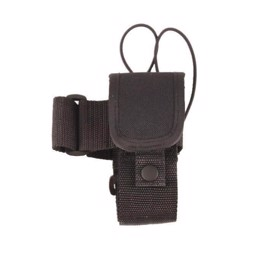101 Inc. Walkietalkie holder, sort
