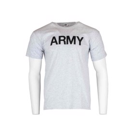 Army t-shirts med tryk