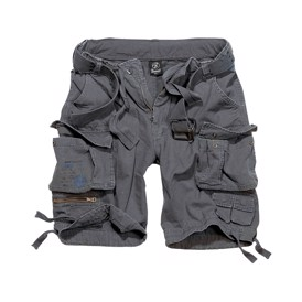 Savage brandit shorts i anthracite