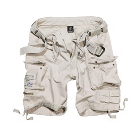 Savage brandit shorts i old white
