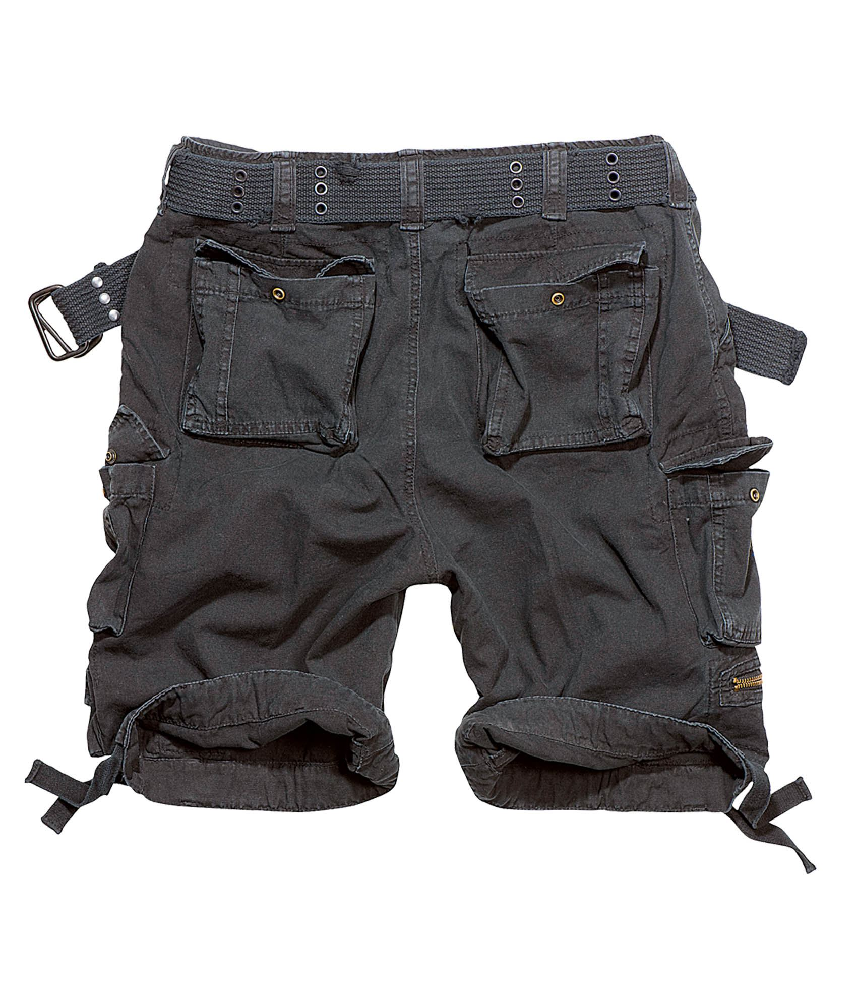 Brandit Cargo shorts Savage i sort