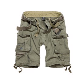 Savage brandit shorts i oliven