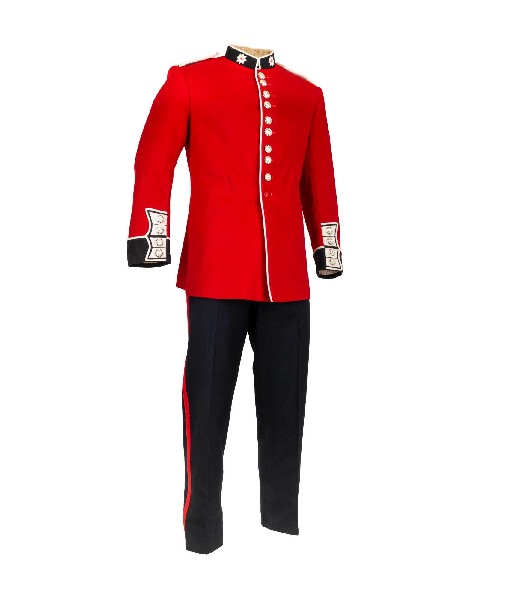 brugte uniformer