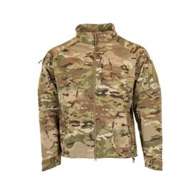 All-around camouflage softshell jakke