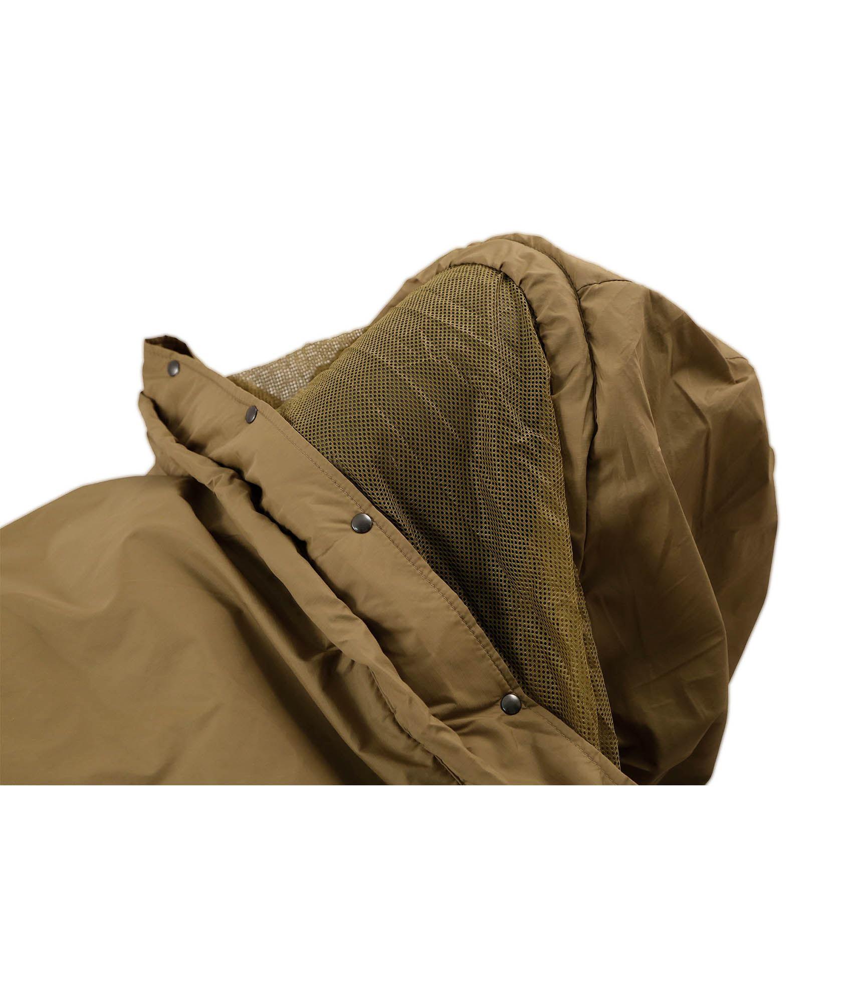 myggenet sovepose