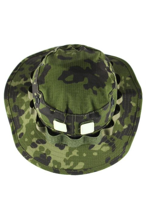 Boonie tacgear i dansk camouflage