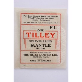 Glødenet, Tilley F.L. Mantle No 191, England