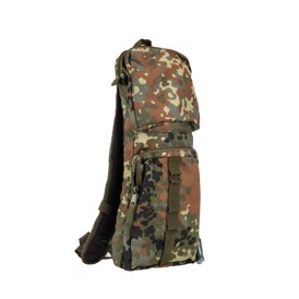 Hydration Pack i tysk flecktarn