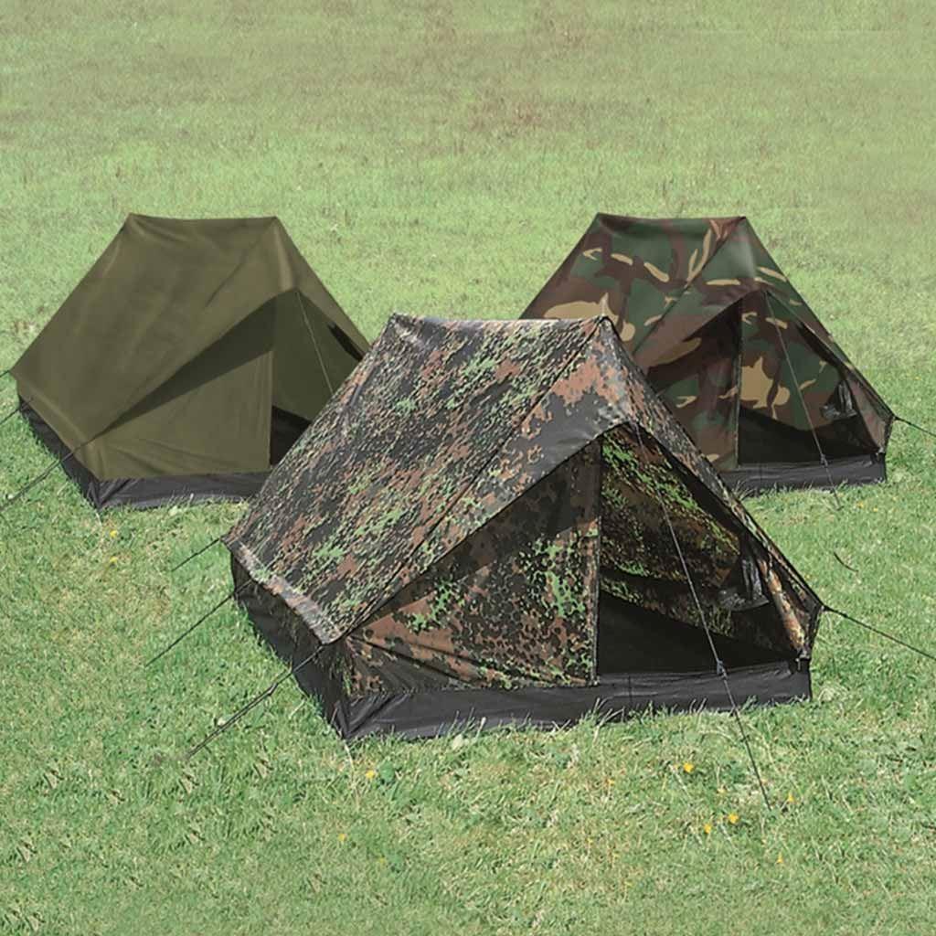 Pyramidetelt Tipi fra Mil Tec
