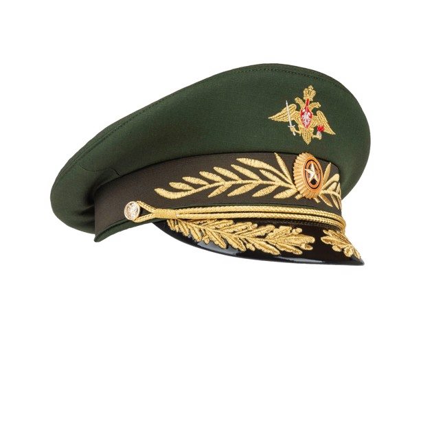 Original Sovjetisk general kasket