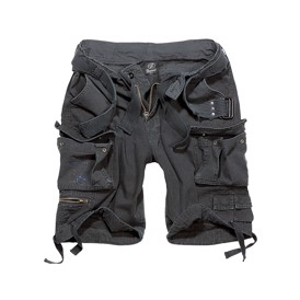 Savage brandit shorts i sort