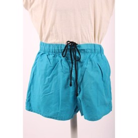 Shorts DK CF turquoise, brugte
