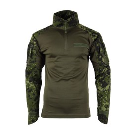 Camouflage tacgear Combat shirt