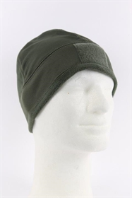 tactical warrior cap i grøn fleece