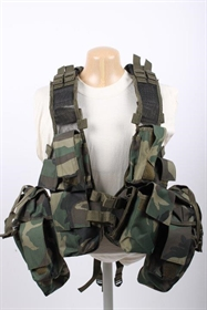 camouflage vest tactical load bearing