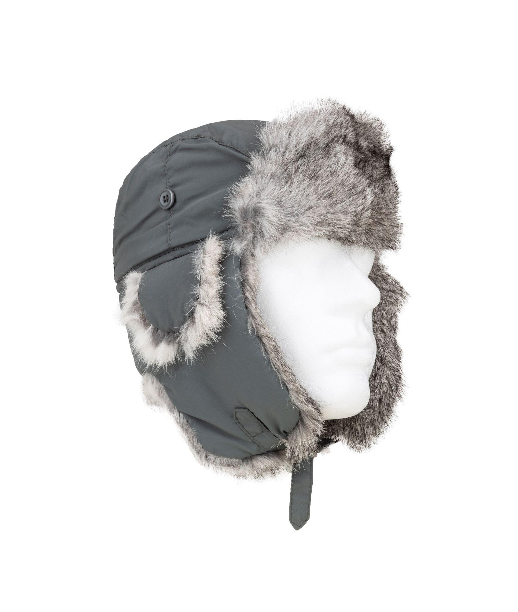 afda69f1366 Pels hue fra MJM. Køb varme vinterhuer og handsker i 417.dk