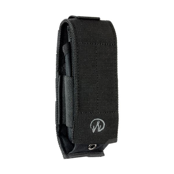 XL Nylon etui i sort Molle kompatibel