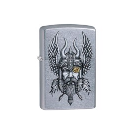 Zippo Viking Warrior lighter